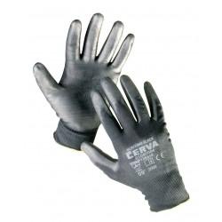 6fa23dd810a Rukavice BUNTING BLACK velikost XS