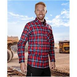 Košile JONAH, flanelová, více barevných variant