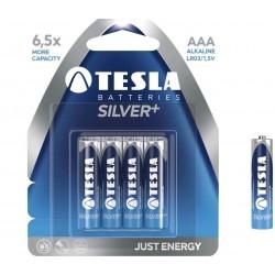 Baterie TESLA AAA Silver+,...