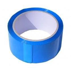 Lepící páska 48x66 modrá -...