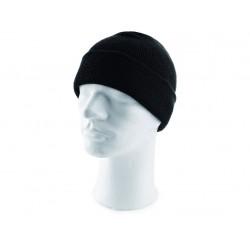 Čepice KULICH, pletená, černá