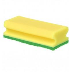 Houba 6x15 cm, zelený pad -...