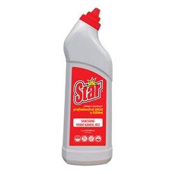 STAR na vodní kámen a rez, sanitární, 750 ml
