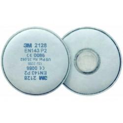 Filtr 3M 2128 P2 - 2 ks