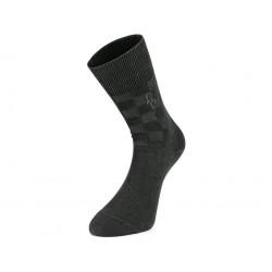 Ponožky CXS WARDEN, černé,...