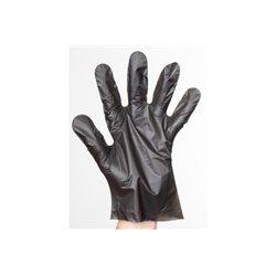 Rukavice CHICK TPE, jednorázové, nepudrované, barvy: černá, čirá, velikost S, M, L, XL