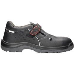 Obuv ARSAN S1P, sandál s ocelovou špicí a planžetou
