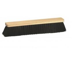 Smeták na hůl 40 cm - dřevo